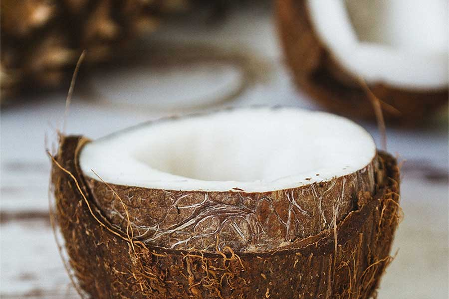 Kokos - właściwości pielęgnacyjne
