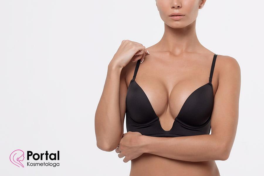 Pielęgnacja piersi w gabinecie kosmetycznym