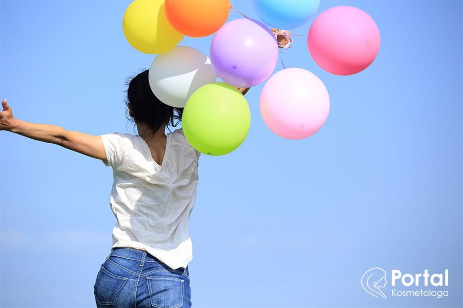 Endorfiny - hormon szczęścia