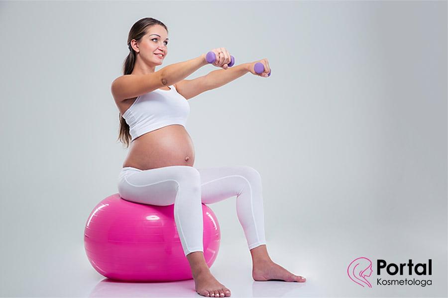 Ujędrenienie piersi po ciąży