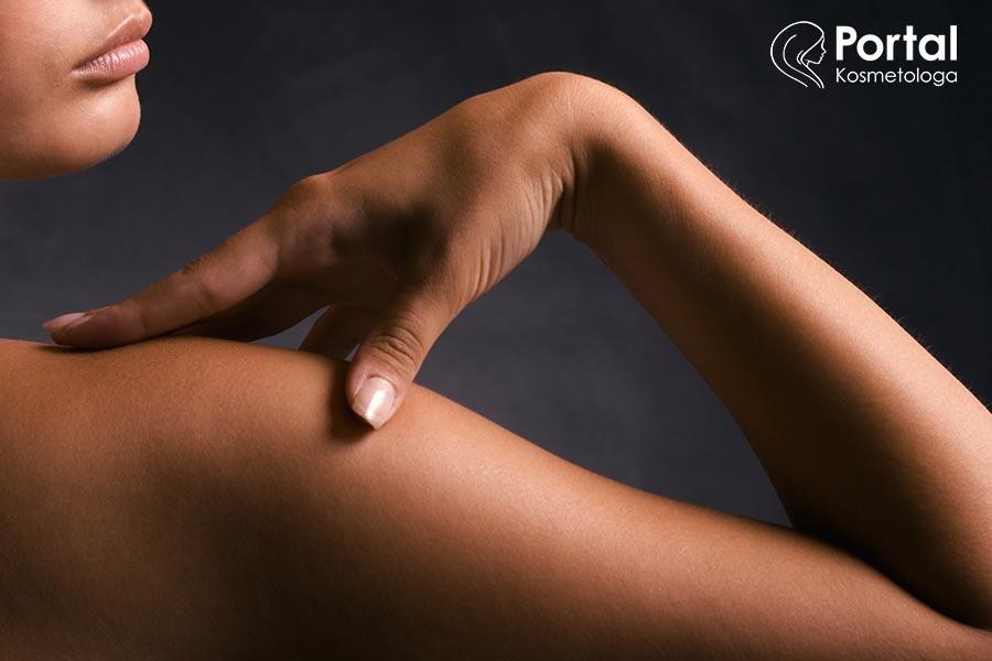 Mechanizm pigmentacji skóry