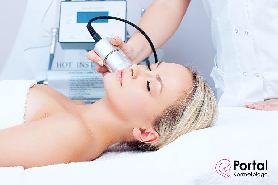 Krioterapia w kosmetologii